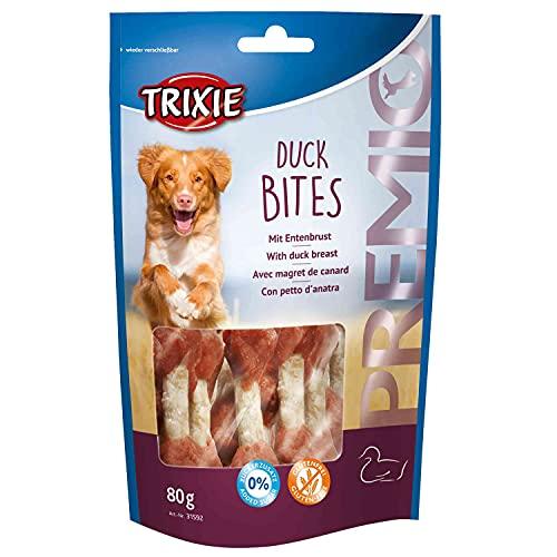 Trixie 31592 PREMIO Duck Bites, 80 g