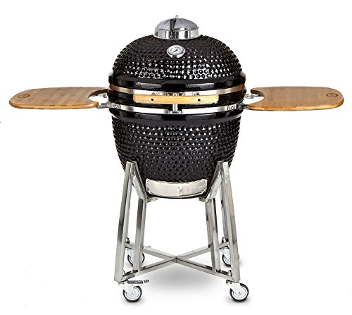 Louisiana Grills 61240 24″ Kamado BBQ Ceramic Grill Cooker Review