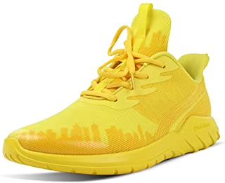 Soulsfeng Running Shoes for Women West Bay Design Lightweight Breathable Mesh Athletic Sports Sneakers