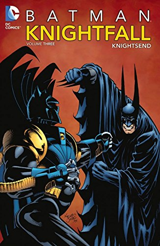 Batman: Knightfall Vol. 3: Knightsend (English Edition)