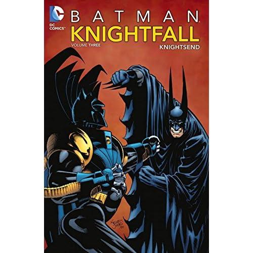 1a88781dd0ae Batman  Knightfall Vol. 3  Knightsend