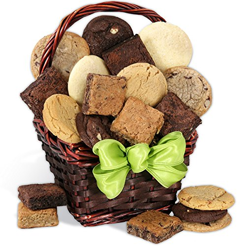 Baked Goods Sampler Gift Basket