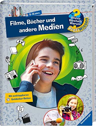 Filme, Bücher und andere Medien (Wieso? Weshalb? Warum? ProfiWissen, Band 23)
