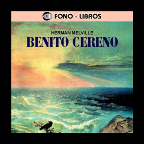 Benito Cereno audiobook cover art