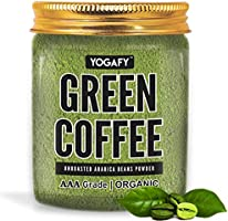 YOGAFY- Green Coffee Beans Powder Variation