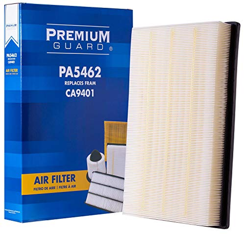PG Air Filter PA5462| Fits 2011-18 Ram 1500, 2003-10 Dodge Ram 1500, 2500, 3500, 4000, 2019-20 Ram 1500 Classic, 2011-20 Ram 1500, 2500, 3500, 4000, 2017 Ram ProMaster Rapid