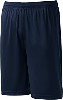 Joe`s USA Mens or Youth Basketball Shorts - Moisture Wicking Shorts.Youth XS - Adult 4XL