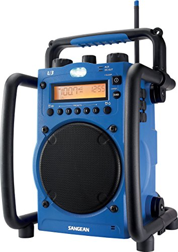 Why Should You Buy Sangean U3 AM/FM Ultra Rugged Digital Tuning Radio Receiver (Renewed)