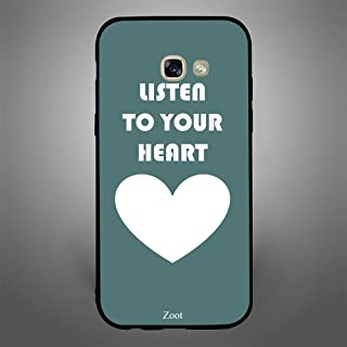 Samsung Galaxy A5 2017 Listen to your heart, Zoot Designer Phone Covers