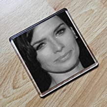 Lena Headey - Original Art Coaster #js003