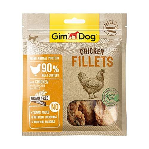 Snack para Perros Fillets con Pollo 60 gr ✅