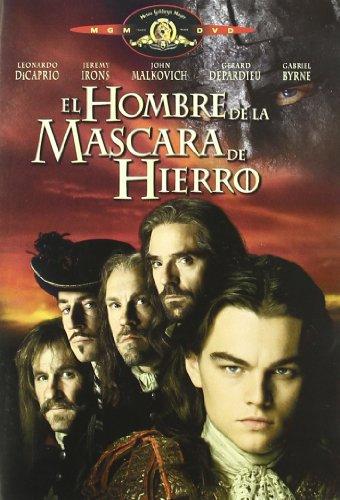 El Hombre De La Mascara De Hierro [DVD]