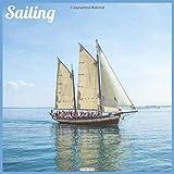 Sailing 2021 Wall Calendar: Official Ships Wall Calendar 2021