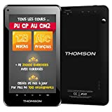 Thomson TEO-QUAD7BK16E Tablette Tactile 7' Noir ( 16 Go de RAM, Android 7.0, Bluetooth, Wi-FI)