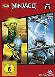 Lego Ninjago - Staffel 11.3 [Alemania] [DVD]