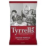 Tyrrell's Tyrrells Affumicato Patatine alla Paprika 150g (Confezione da 2)
