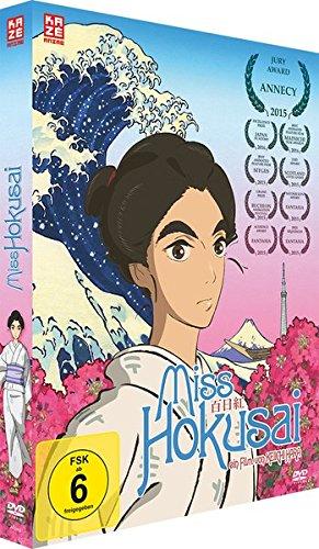 Miss Hokusai - [DVD]