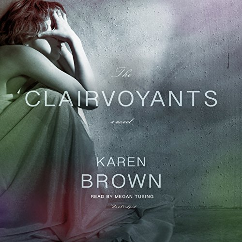 The Clairvoyants audiobook cover art