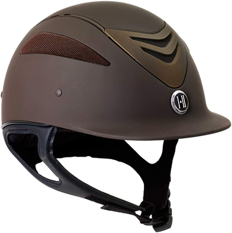 One K Unisex Defender Protective Matte Gorgeous Riding Lar Brown Helmet Ranking TOP7