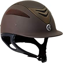 One K Defender Helmet Small Long Oval Brown Matte