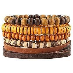 What Do Wooden Bead Bracelets Mean Beadnova