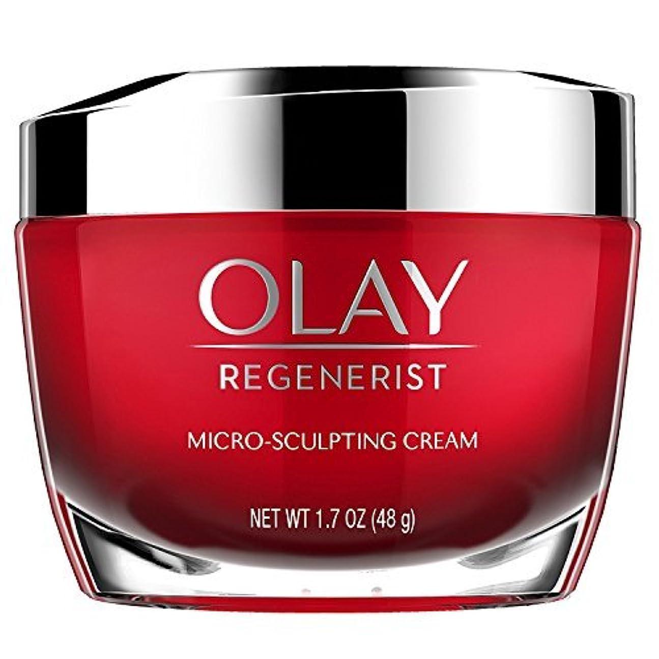 斧愚かなである海外直送品Olay Olay Regenerist Micro Sculpting Cream, 1.7 Oz (Pack of 5)