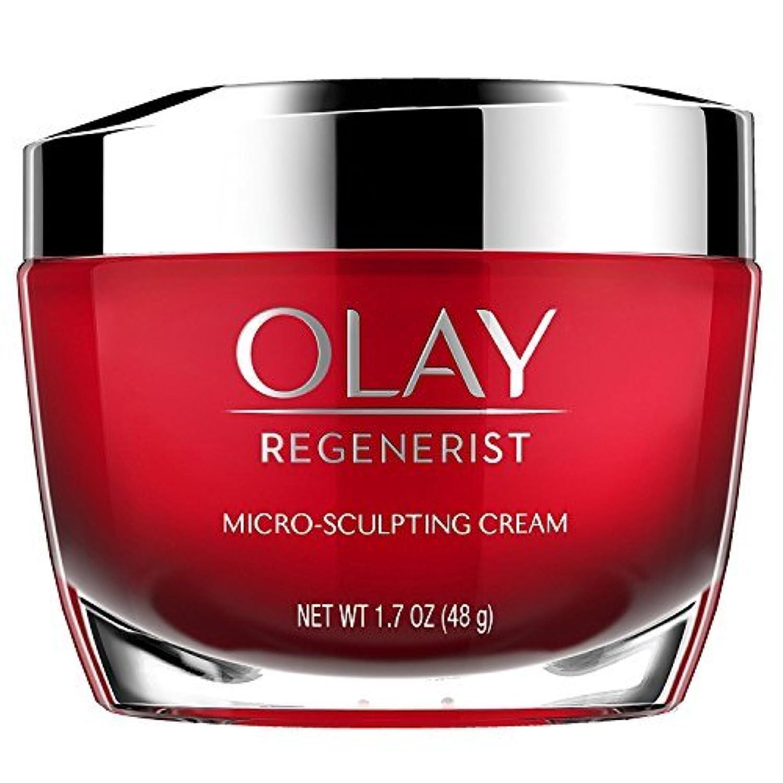 服を片付ける発明する異常海外直送品Olay Olay Regenerist Micro Sculpting Cream, 1.7 Oz (Pack of 5)
