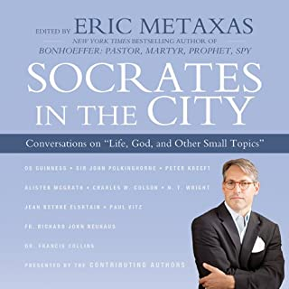 Socrates in the City audiobook cover art
