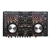 Denon MC6000 MKII - Controlador de DJ (USB), color negro