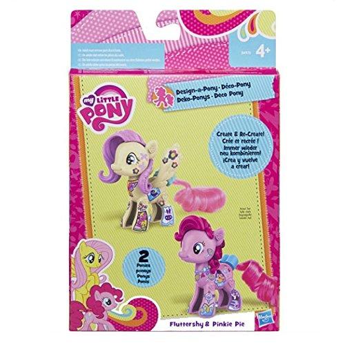 My Little Pony Design ein pony Stil Set