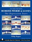 Best Glass Pitchers - Anchor Hocking Decorated Pitchers and Glasses: The Depression Review