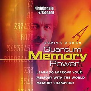 Quantum Memory audiobook cover art