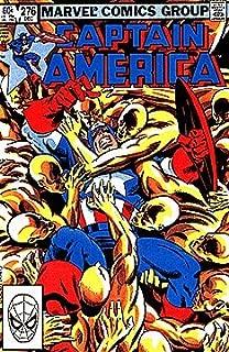 Captain America (1968 series) #276
