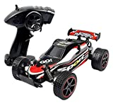 Nixi888 RC 2.4G Radio Controlled Pickup Truck Bigfoot Climbing Cars 1/20 Escalera Eléctrica Recargable Drift Racing Vehículo Juguete Coche Regalo para Niños (Color : Red)