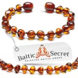 Best Amber Teething Necklaces - Baltic Amber - Bracelet or Anklet - Genuine Review