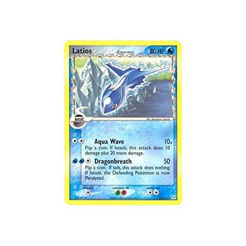 Pokemon - Latios (22) - EX Holon Phantoms - Reverse Holo