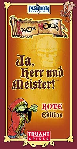 Truant Spiele - Ja, Herr und Meister! Rote Edition