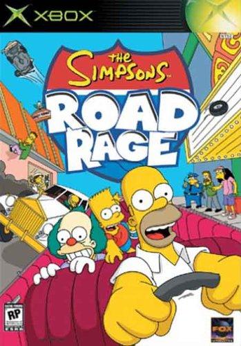 Xbox - The Simpsons: Road Rage