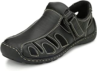 SHOE DAY Roman Artificial Leather Men Sandal