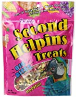 Second Helpins Parrot Treat with Chili Peppers, 7-Ounce by F.M. Brown's
