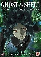 攻殻機動隊 Stand Alone Complex 1st & 2nd Gig [import][DVD][PAL]