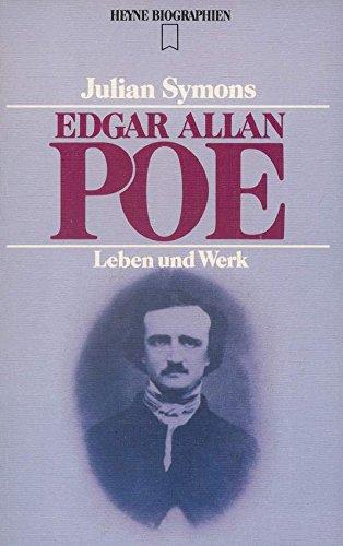 Buchseite und Rezensionen zu 'Edgar Allan Poe. Leben und Werk.' von Julian Symons