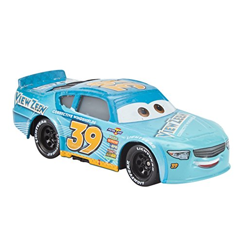Disney/Pixar Cars Pixar 3 Buck Bearingly (View Zeen) Die-Cast Vehicle