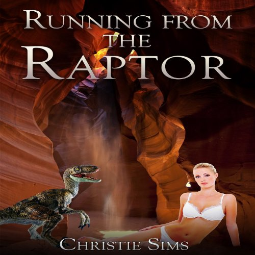 Running from the Raptor audiobook cover art