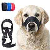 Best Dog Muzzles - wintchuk Dog Muzzle with Fabric for Small, Medium Review