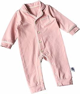 4b1a5f4165bd Fairy Baby Newborn Baby Boys Girls Outfit Cute Cotton Solid Sleeper Pajamas  Homewear