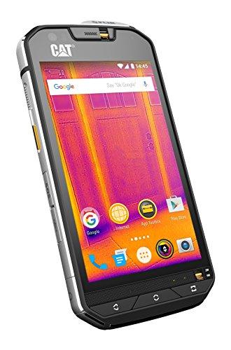 Caterpillar CAT S60 32GB Factory Unlocked Thermal Imaging Rugged Smartphone (Black) - UK/EU Version