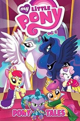 My Little Pony: Pony Tales Vol. 2 (Comic)