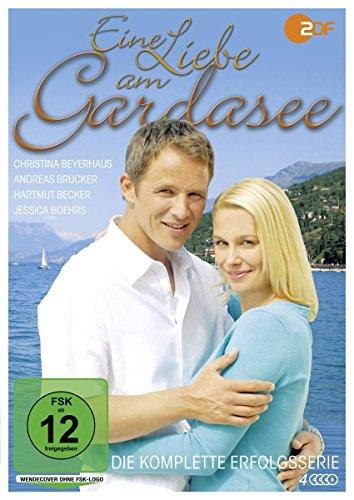 Eine Liebe am Gardasee - Die komplette Erfolgsserie (4 DVDs)