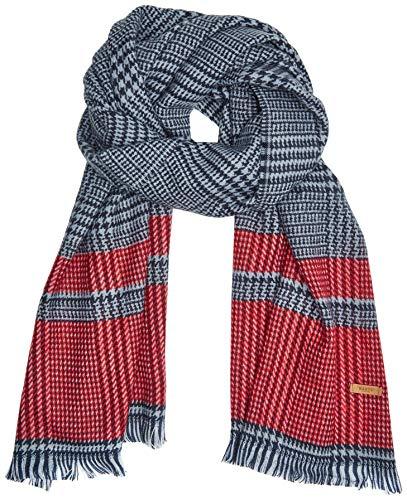 Barts Damen NEMESIA Scarf Winter-Schal, rot, Einheitsgröße